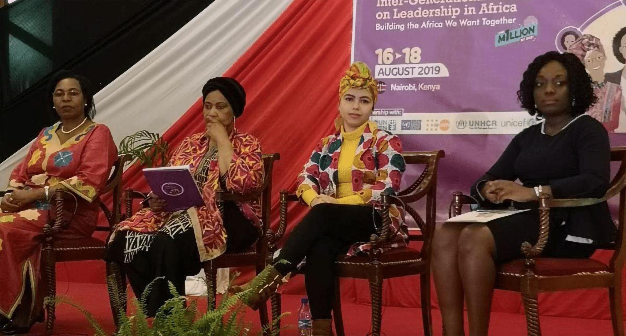 Starke Frauen für politischen und sozialen Wandel in Afrika